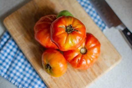 トマトの解凍方法は?生食向きではないって本当?