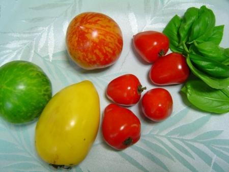 ゼブラトマト